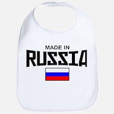 Made in Russia Bib