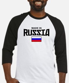 Made in Russia Baseball Jersey
