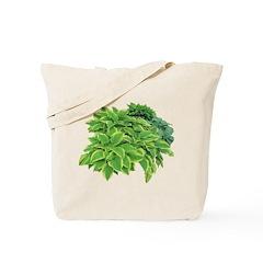 Hostas Tote Bag