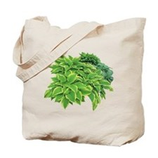 Hostas Tote Bag