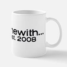 OneWith...2008 Mug