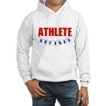 Retired Athlete Hooded Sweatshirt