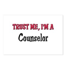 Trust Me I'm a Counselor Postcards (Package of 8)