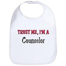 Trust Me I'm a Counselor Bib