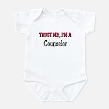 Trust Me I'm a Counselor Infant Bodysuit