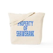 Property of Shawshank Tote Bag