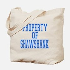 Property of Shawshank Tote Bag