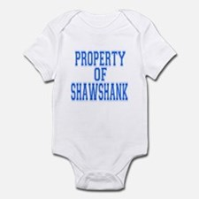 Property of Shawshank Infant Bodysuit