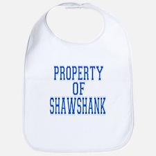 Property of Shawshank Bib