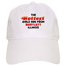 Hot Girls: Bartlett, IL Baseball Cap