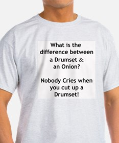 Onions and Drumsets T-Shirt
