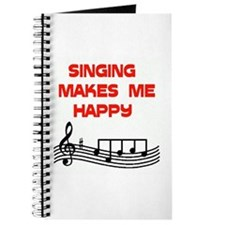 HAPPY SINGER Journal