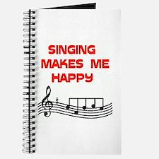 HAPPY SINGER Journal