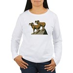 Bighorn Sheep Women's Long Sleeve T-Shirt