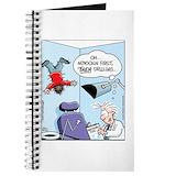 Dentist Journals & Spiral Notebooks