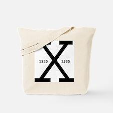 Malcolm X Day Tote Bag