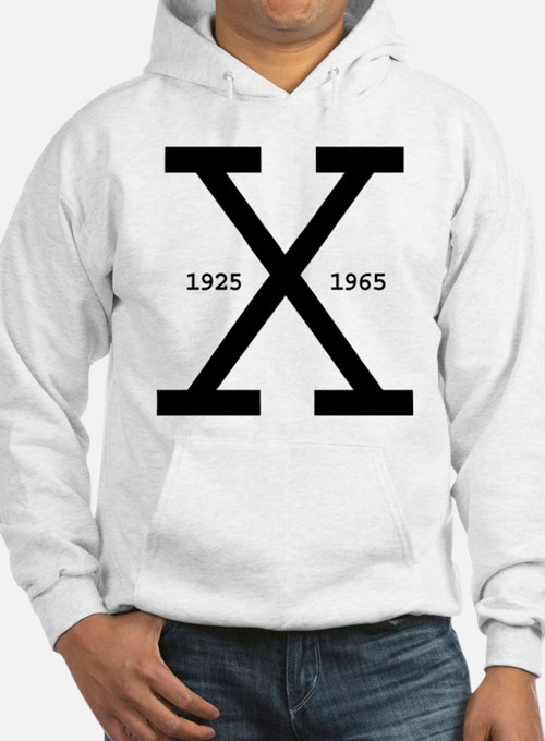 Malcolm X Day Hoodie
