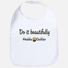 Do It Beautifully Bib