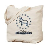 Blue Future Democrat Democratic Tote Bag