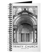 Trinity Church (at Copley) - Journal
