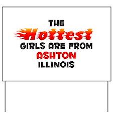 Hot Girls: Ashton, IL Yard Sign