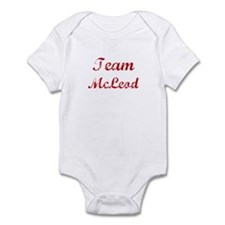 TEAM McLeod REUNION Infant Bodysuit
