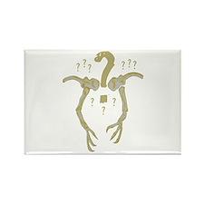 Deinocheirus Rectangle Magnet (100 pack)