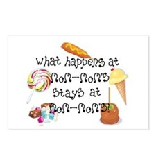 What Happens at Mom-Mom's... Postcards (Package of