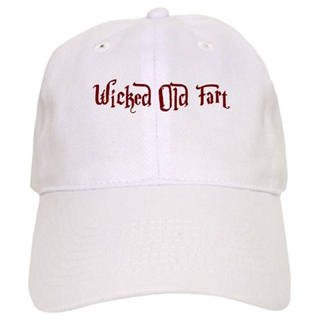 Wicked Old Fart Cap
