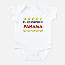 I'm Worshiped In Panama Infant Bodysuit