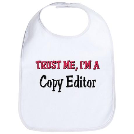 Trust Me I'm a Copy Editor Bib