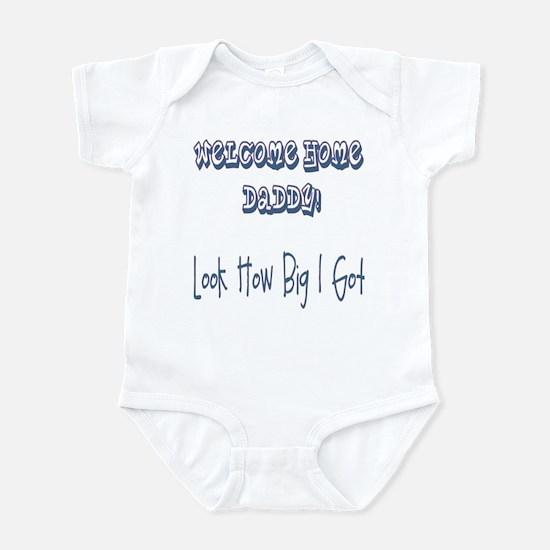 Boys_How Big! Infant Bodysuit