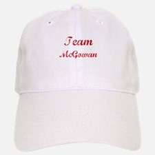 TEAM McGowan REUNION Baseball Baseball Cap