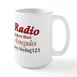 Skydog Radio Large Mug