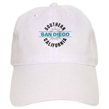 San Diego California Baseball Cap