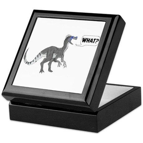 Ornitholestes Keepsake Box