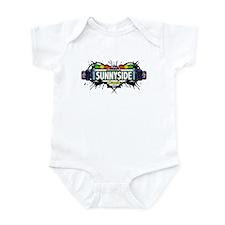 Sunnyside (White) Infant Bodysuit