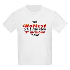 Hot Girls: St Anthony, ID T-Shirt