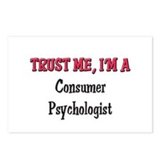 Trust Me I'm a Consumer Psychologist Postcards (Pa