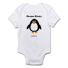 Penguin Power Infant Bodysuit