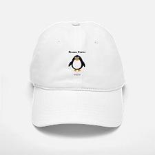 Penguin Power Baseball Baseball Cap