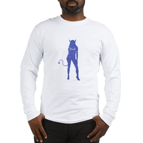 Blue Devil Long Sleeve T-Shirt