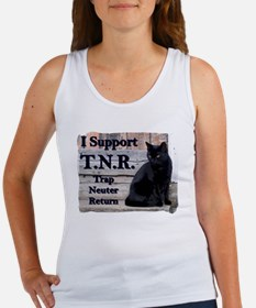 I Support TNR Women's Tank Top