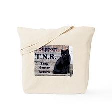 I Support TNR Tote Bag