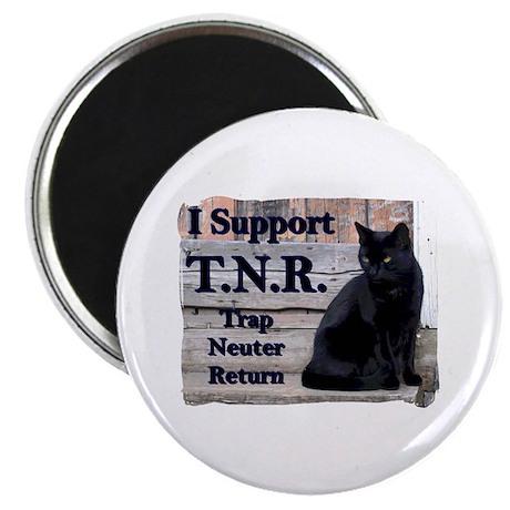 "I Support TNR 2.25"" Magnet (10 pack)"