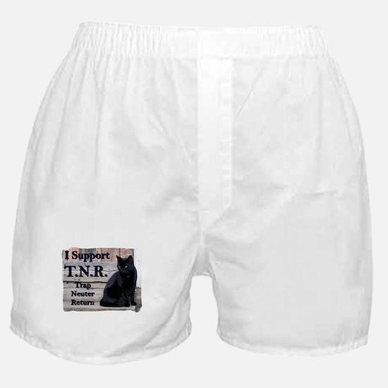 I Support TNR Boxer Shorts