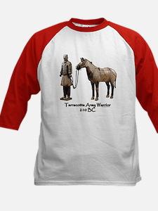 Terracotta Army Warrior Horse Tee