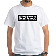 What Would Yeshua Do? Shirt