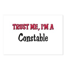 Trust Me I'm a Constable Postcards (Package of 8)
