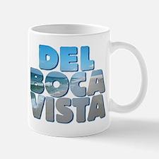 DEL BOCA VISTA Coffee or Tea Mug